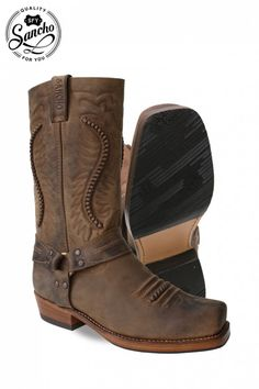 Country Boots SAN MARCOS