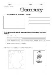 simple texts and worksheets for beginners german worksheets pinterest worksheets. Black Bedroom Furniture Sets. Home Design Ideas