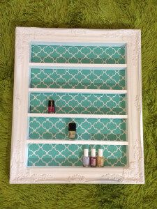 What a great way to store and display your essential oils!! Holds up to 80 essential oil bottles (5 and 15 ml). click image for info on where to buy