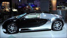 Bugatti :  2 unique cars and a special series at the 2009 Dubai Motor Show | Aut