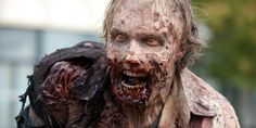 'The Walking Dead' zombie DIY Halloween costume ideas: Use flour, food coloring