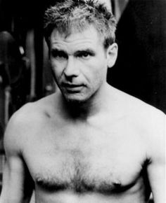 harrison ford. such a sexy man.