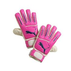 this isnt the same pair i want but there are pairs out there that are hot pink that part of the proceeds go to Breast cancer research sure they cost bucks but its a good cause. Pink Blue, Hot Pink, Blue And White, Goalie Gloves, Soccer Goalie, Good Cause, Goalkeeper, Breast Cancer Awareness, Pairs