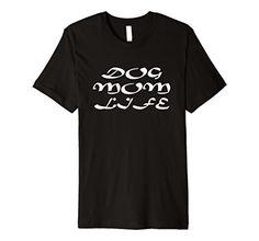 Mens DOG MOM LIFE CLOTHING 2XL Black DOG MOM LIFE CLOTHING
