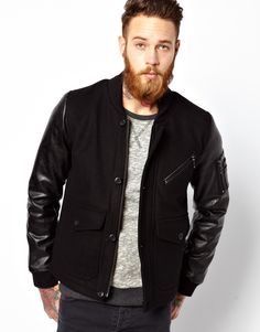Playboy and Alpha Industries join up | Alpha bomber jacket