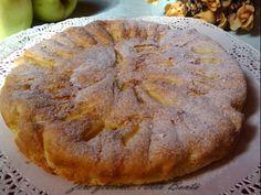 Torta di mele senza glutine e senza burro sofficissima e genuina .Semplice,deliziosa e soprattutto profumata,questa Torta di mele senza glutine è ideale pe