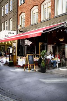 Zink Grill - Bibilioteksgatan 5. 111 46 Stockholm Places To Travel, Places To Go, Travel Destinations, Garden Architecture, Public Garden, Next Holiday, Street View, City, Outdoor Decor