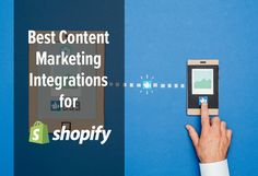 Learn about the best content marketing integrations that are available for the Shopify platform. Great content helps to make more sales. Free Web Design, Web Design Tips, Graphic Design Tips, Tool Design, Minimalist Wordpress Themes, Premium Wordpress Themes, Free Website Templates, Web Design Projects, Portfolio Web Design