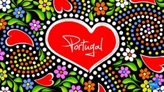 Portugal - the traditional graphics