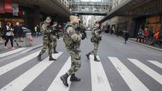 EN DIRECT - Le plan Vigipirate maintenu à son niveau le plus élevé - Publié le 08/01/2015 à 18:52 #JeSuisCharlie #Je_Suis_Charlie #I_am_Charlie #IAmCharlie #CharlieHebdo #Charlie_Hebdo #CHARLIE #anti_terrorism #FREEDOM #jesuischarlie #PARIS