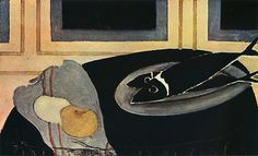 Georges Braque - The Black Fish 1942