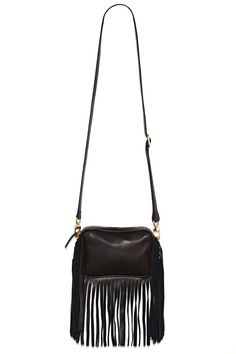 B-Low the Belt Fringe Bag