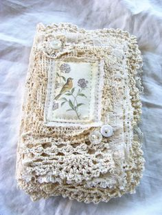 Handmade Lace Book of Vintage Roses
