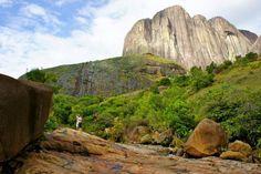 Madagascar Cliffs