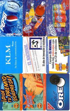 9 Phonecard / Tarjeta Telefonicas Venezuela  Publicidad