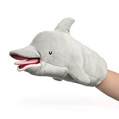 Archer: Pam's Dolphin Puppet Plush (NEED)