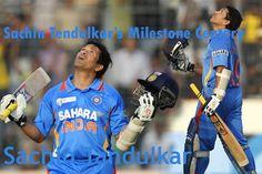 Sachin Tendulkar's Milestone Century