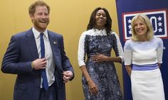 Prince Harry touches down in Washington D.C. for quick U.S. visit