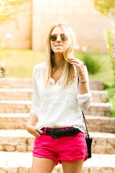 nati vozza blog nativozza glam4you blog look bynv nv calca short chanel jeans costume provador 12g Provador: Costume Verão Publi Provador Lo...