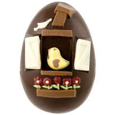Oeuf Maisonette Chocolate Egg  #easter #easteregg #chocolate