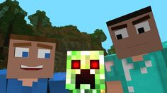 """""""Creepers are Terrible"""" - A Minecraft Parody of One Direction's What Mak...   These parodies are a REAL hit with my clients! There are a lot of social situations you can discuss including the thoughts and feelings of the many characters.   pinned by @Speechy Keen SLP"""