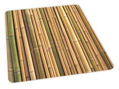 Bamboo Design Chair Mat