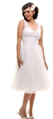 1950s Prom Dresses or Wedding Dress  #prom #1950s #wedding #uniquevintage