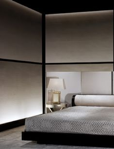 Interior design and furniture by Armani Casa _