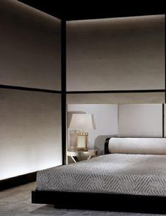 Interior design and furniture by Armani Casa _