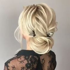 10 Amazing Hairstyles By Georgiy kot Fancy Hairstyles, Bride Hairstyles, Amazing Hairstyles, Hair Tutorials For Medium Hair, Medium Hair Styles, Long Hair Styles, Hello Hair, Mother Of The Bride Hair, Bridal Hair Buns