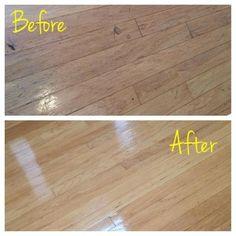 Varathane Floor Sander >> How to Fix Scratched Hardwood Floors in No Time ...