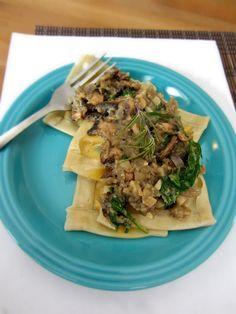 Two Recipes, Infinite Possibilities  Cheesy Butternut Cream Sauce  & Vegan Mushroom Gravy