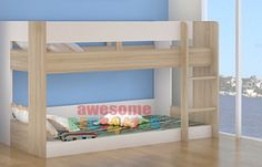 Lego low line bunk from beds4kids - only one colour option