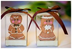 How cute is this idea for favours at a winter wedding?