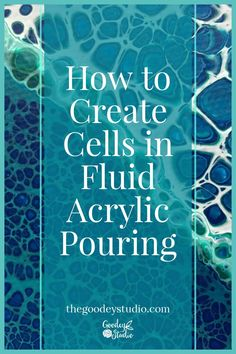 Fluid Acrylic Pouring for Beginners Fluid Acrylic Pouring for Beginners – Goodey Studio The post Fluid Acrylic Pouring for Beginners – painting ideas appeared first on Yorgo Angelopoulos. Pour Painting Techniques, Acrylic Pouring Techniques, Acrylic Painting For Beginners, Acrylic Pouring Art, Acrylic Painting Techniques, Acrylic Art, Acrylic Painting Canvas, Matte Painting, Diy Canvas