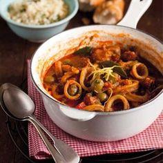 Seafood Recipes - Fish - Prawns - Calamari - Marinara - Crayfish - Fish braai - Mussels - Shellfish - Snoek   Food24.com