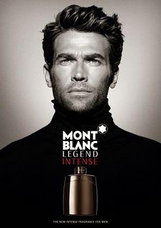 Legend Intense by Mont Blanc Men Edt 2013