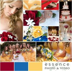 Beauty and the Beast Receptions | Chicago Wedding Photo and Video | Ideas for Wedding Color Schemes ...