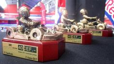 Exitoso Grand Prix de karts del CEF.-