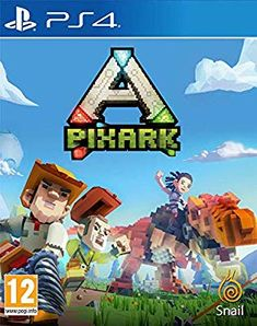 Buy Pixark from our XBOX One range at Sanity Online. Classic Games Games On Sale Now. Jeux Xbox One, Xbox 1, Xbox One Games, Ps4 Games, Playstation Games, Lego Jurassic World, Character Creator, Nintendo Switch, Dragon Quest