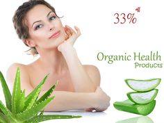 33% Off Organic Health Products Wellness Items.