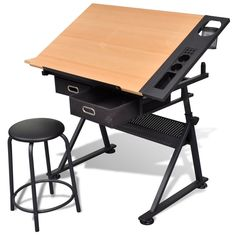 Desks | Keen School Furniture, Home Furniture, Furniture Design, Wooden Furniture, Bureau Design, Bureau D'art, Table Reglable, Drawing Desk, Drawing Tables