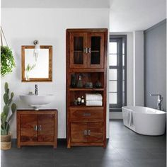 Up to 30% OFF on wooden Bathroom Mirror Cabinets Online ⭐ Order Now bathroom furniture with free shipping, Shop from a wide range of bathroom wall cabinets. Wooden Bathroom Mirror, Bathroom Mirror Cabinet, Mirror Cabinets, Bathroom Cabinets, Wood Cabinets, Bathroom Furniture, Buy Furniture Online, Quality Furniture, Crockery Cabinet