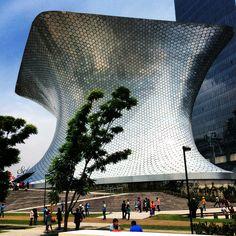 Museo Sumaya Mexico City