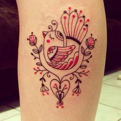tattoo friday tatuagem dani bianco pássaro