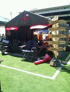 Carport Tent: this o