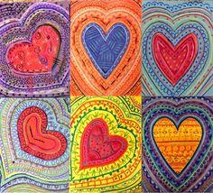 http://tabithaannthelostsock.blogspot.com/2015/01/paper-heart.html