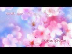 Song: Sakura  Sung by: Ikimono Gakari    Lyrics from:  http://www.kiwi-musume.com/lyrics/ikimonogakari/sakurasakumachimonogatari/sakura.html    MP3 Download Link:  http://www.mediafire.com/?k4c471ddf6w7i72  Password: sakura  ...just tell me if the download link is broken or something like that, so that I can replace it as soon as I can! ^^    Timing and En...