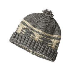 9c8407e1479 Sapka Beanie by Patagonia. PatagoniaPom Pom HatCold WeatherKnitted HatsVintage  FashionWoolFabricMenDesign