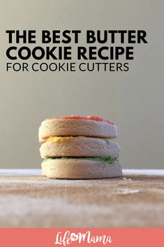 The Best Butter Cookie Recipe For Cookie Cutters Dinner Recipes Easy Butter Sugar Cookies, Sugar Cookies Recipe, Iced Cookies, Cut Out Cookies, Owl Cookies, Chip Cookies, Fancy Cookies, Thumbprint Cookies, Cookie Cutter Recipes
